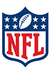 Logo of the NFL