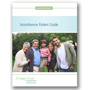 Loss of Bladder Control - Surgery for Urinary Incontinence