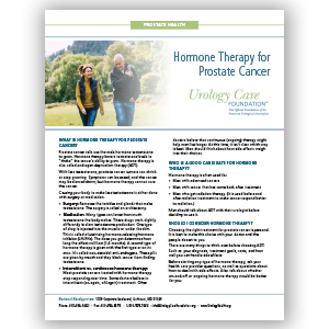 Hormonal Therapy