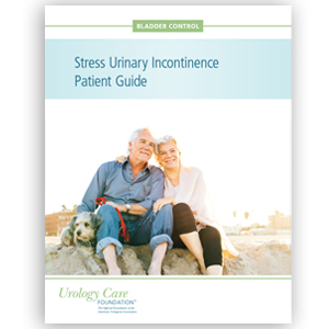 A Patient's Guide to Stress Urinary Incontinence (SUI)