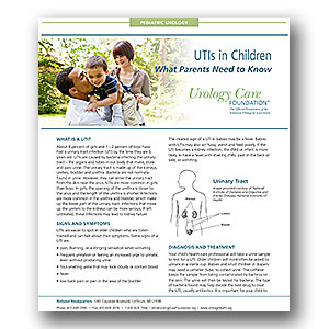 UTIs in Children - What Parents Need to Know