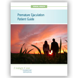 Premature Ejaculation Patient Guide