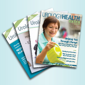 UrologyHealth extra® Magazine (Pack of 10)