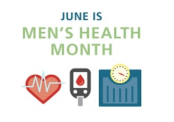 Take Advantage of these Key Resources during Men's Health Month