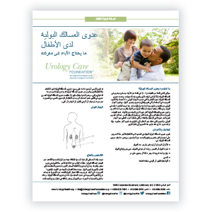 Arabic Urinary Tract Infections in Children