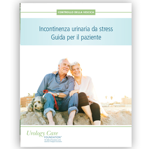 Italian Stress Urinary Incontinence Patient Guide
