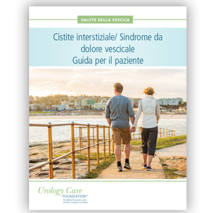 Italian Interstitial Cystitis Patient Guide