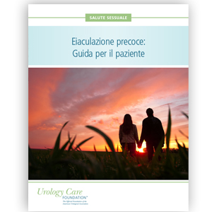 Italian Premature Ejaculation Patient Guide