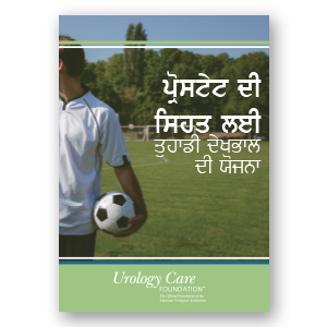 Prostate Health Playbook Punjabi
