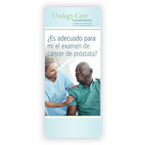 Is Prostate Cancer Screening Right for Me Brochure Spanish
