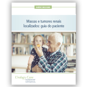 Brazilian Portuguese Kidney Masses and Localized Tumors