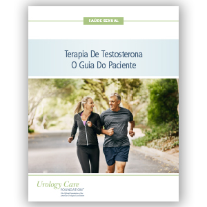 Terapia De Testosterona O Guia Do Paciente