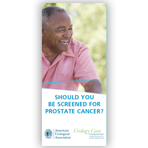 Should You Be Screened for Prostate Cancer?