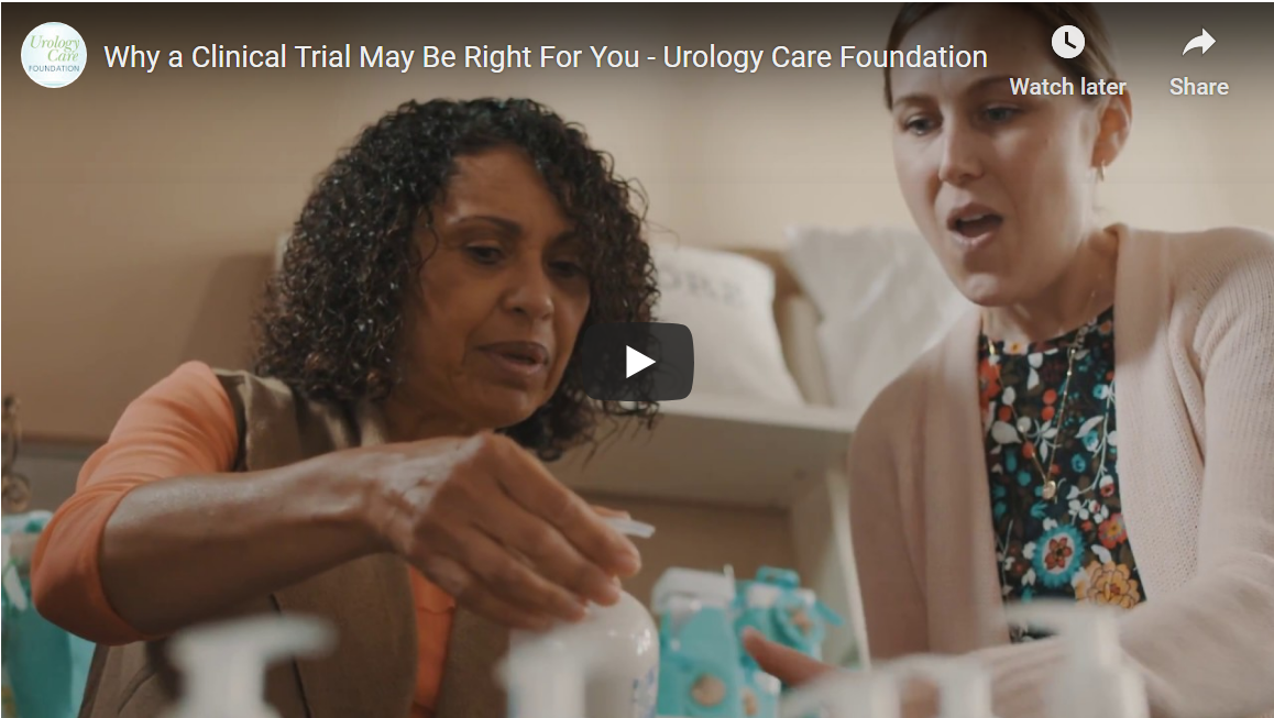 Why a Clinical Trial Might Be Right for You Video